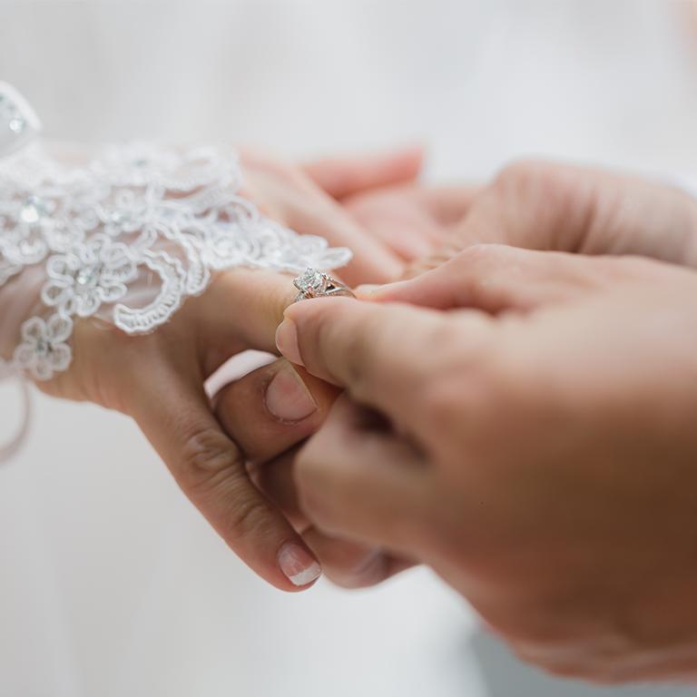Wedding ring_circle