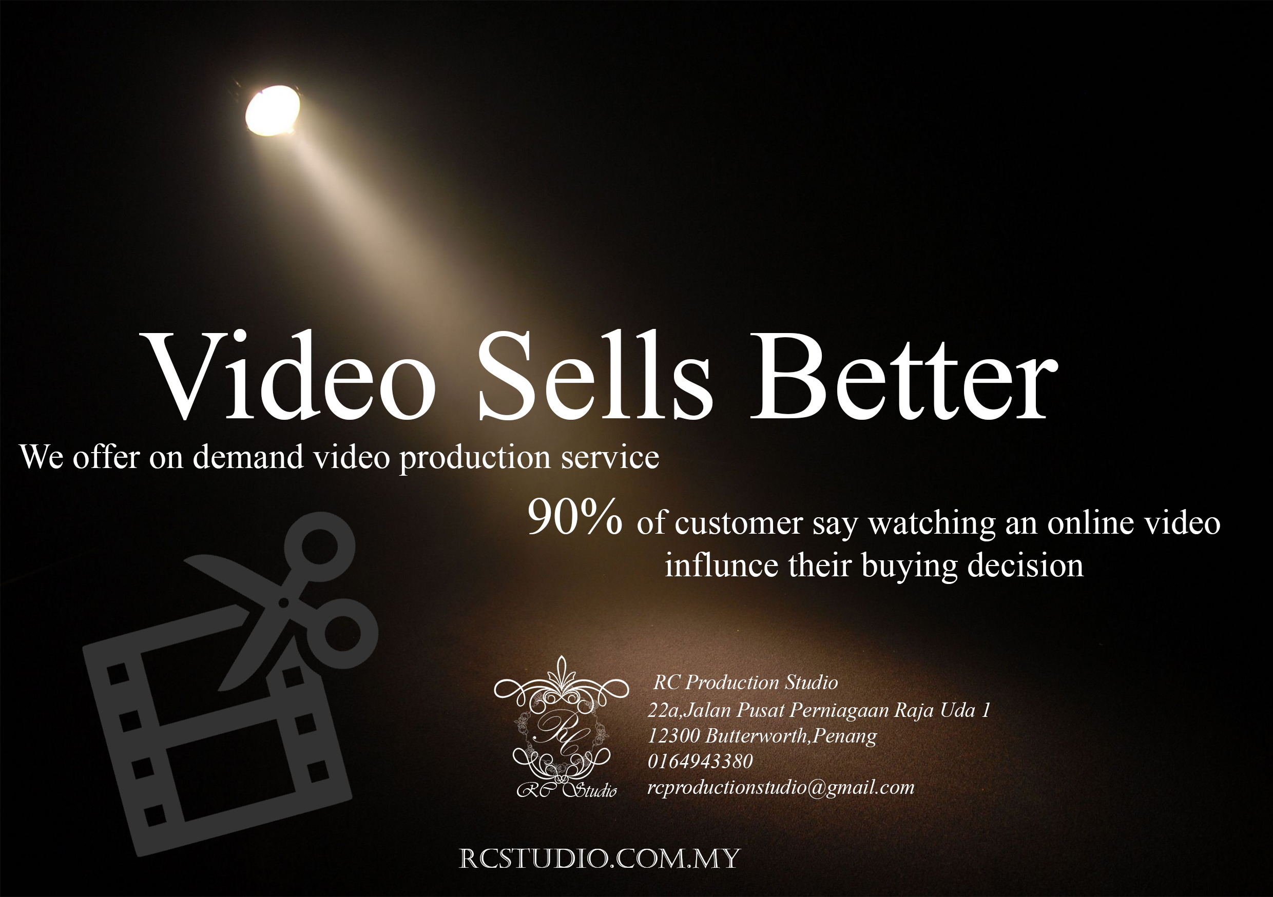 Video production ads